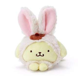 Japan Tokyo Sanrio Pompompurin 布丁狗 Easter Rabbit 復活節 兔仔
