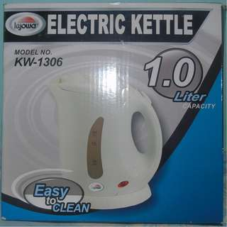 ELECTRIC KETTLE [1.0 Liters]