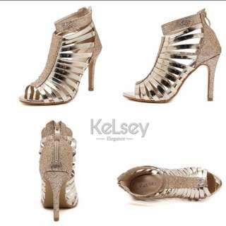 Heels by Kelsey 2 warna