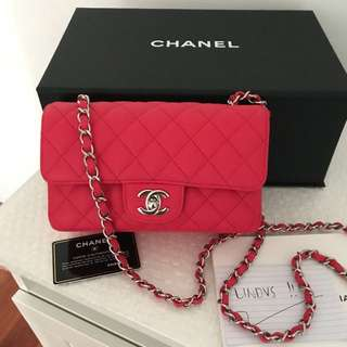 (Authentic )Chanel mini rectangular