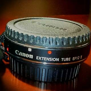 🚚 Canon Extension Tube EF 12 II