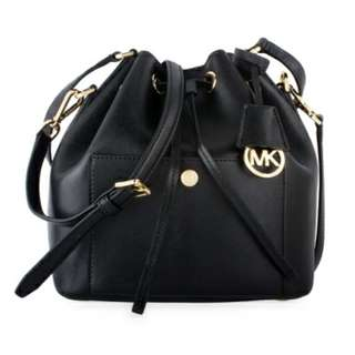 全新! Michael Kors Greenwich Bucket Bag 水桶斜孭袋