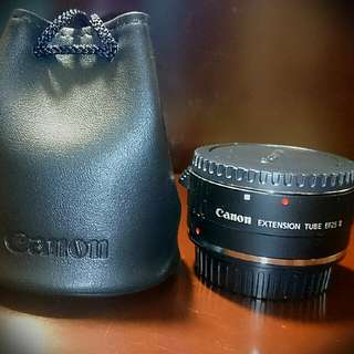 🚚 Canon Extension Tube EF 25 II