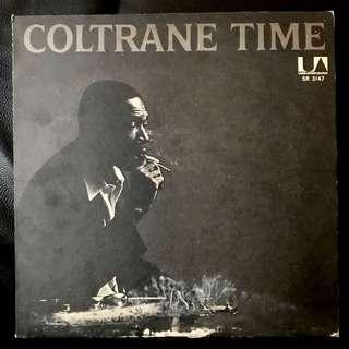 【Vinyl Record】 John Coltrane – Coltrane Time