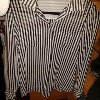 Jacob dress shirt size small never worn