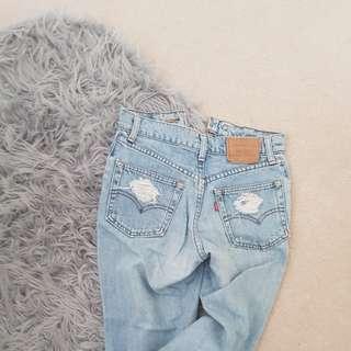 Vintage levi jeans W507