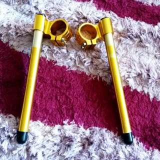 R25 Clip-on handle bar - Gold - Nimota CK9