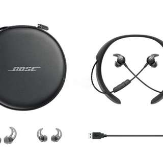 Bose QC 30 Noise Cancellation Headphones