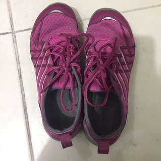 Pink Merrell Rubber Shoes