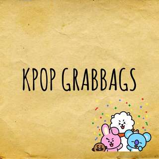 [INSTOCKS] KPOP GRABBAGS