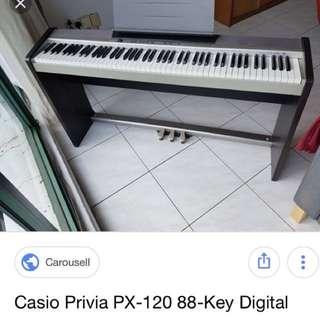 Casio Privia 120