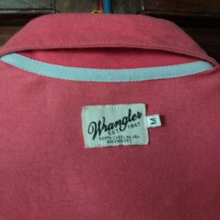 wrangler polo shirt for women