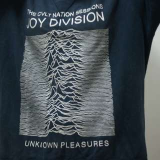 Joy Division Sweatshirt Navi Loose