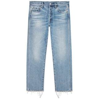 Gucci Jeans New With Tags