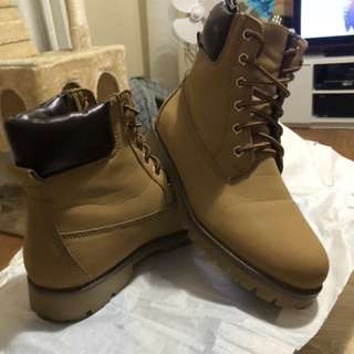 WILDFIRE BOOT (fake Timberlands)