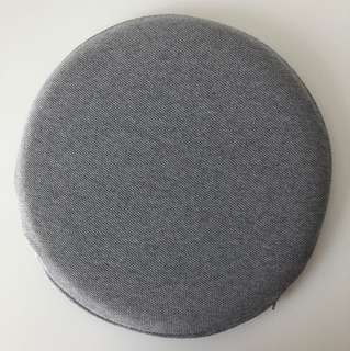 Muji seat cushion in grey