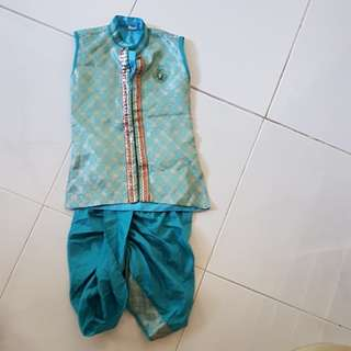 oriental wear for 10 to 12 years old