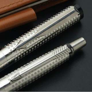 PARKER PREMIUM SHINY STAINLESS STEEL BALL POINT