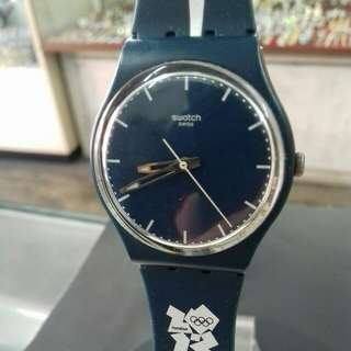 Authentic Olympic Swatch