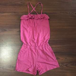 Gap Kids - Pink Romper