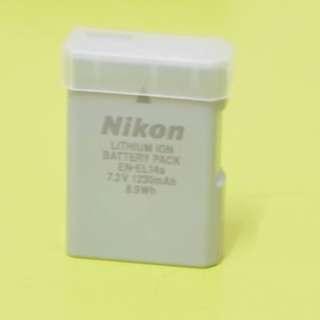 Bateri Nikon EN-EL14a Original