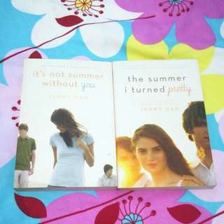 Summer Series 1 & 2 by Jenny Han