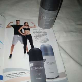 Homme Anti Perspirant Deodorant for men