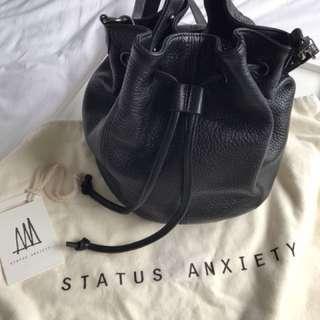 Status Anxiety Bucket Bag