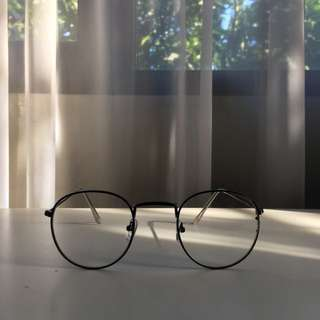 Round Glasses (reject)
