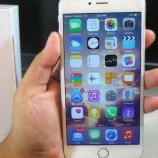 Iphone 6 Pus 16 GB Bisa Kredit Proses Cepat