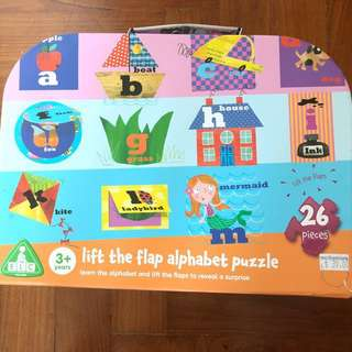 ELC alphabet Puzzle