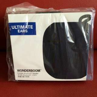 Ultimate Ears UE Wonderboom With Warranty
