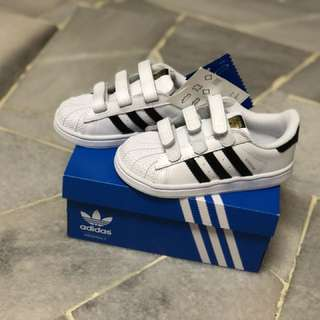 Kids Adidas Superstar