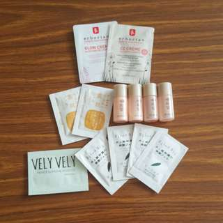 The Face Shop/Vely vely/Inoue Olive/Erborian