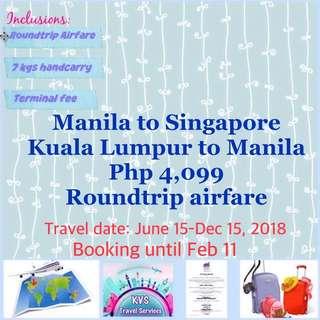 Cheap Roundtrip airfare
