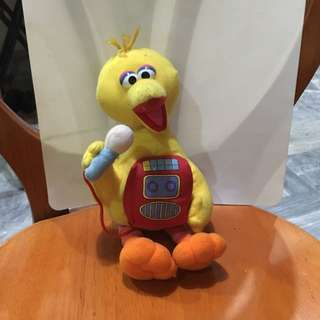 Original Sesame Street Big Bird