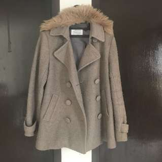 Winter coat bahan hangat!