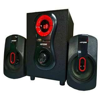 Lexing LX-528 2.1 Multimedia Bluetooth Speaker Sd/Usb