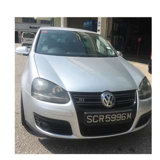 CNY VW Golf Rental $888