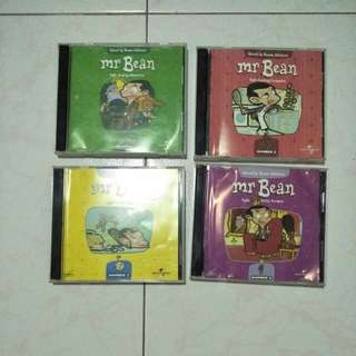 Mr Bean The Animated Series DVD
