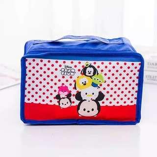 Little Cartoon Travel Pouch - GHR541  Design: as attach photo   Size: 15*24*12cm