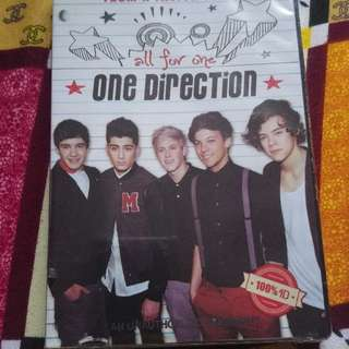 One Direction DVD All For One