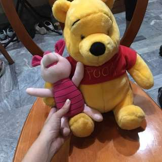 Imported Original Winnie the Pooh Stuffed Toy