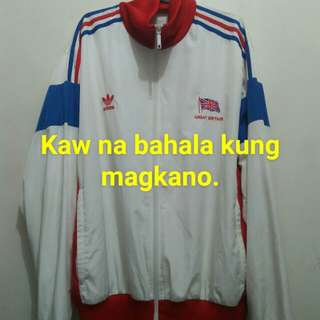 Adidas three stripes jacket
