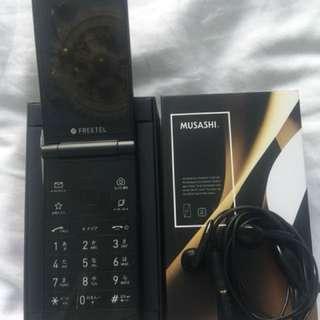 MUSASHI Flip Phone