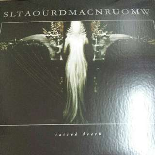 Vinyl Record: Stormcrow / Laudanum – Sacred Death - 20 Buck Spin Records