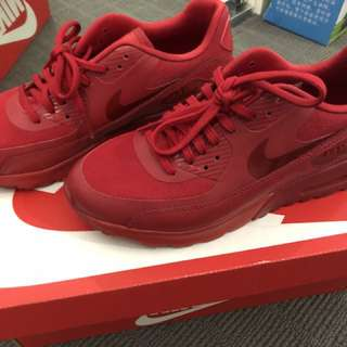 NIKE AIRMAX 90 UNIVERSITY RED