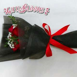 Valentine's Bouquet Vday Flower Gift Special V200 - BDWGM