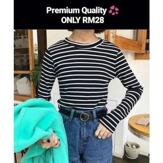 Ready stock top 😍 (discount applicable!)