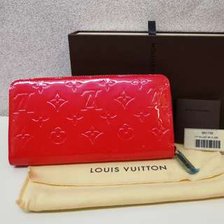 LV Monogram Vernis Purse
